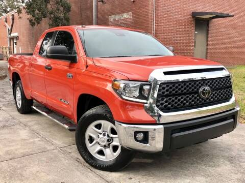 2018 Toyota Tundra for sale at Unique Motors of Tampa in Tampa FL