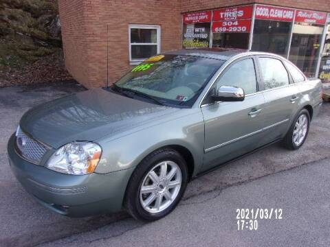 2005 Ford Five Hundred for sale at Allen's Pre-Owned Autos in Pennsboro WV