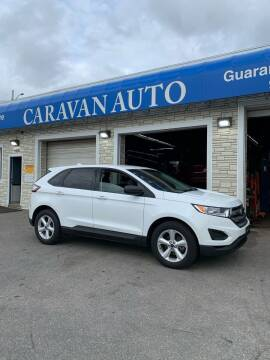2016 Ford Edge for sale at Caravan Auto in Cranston RI