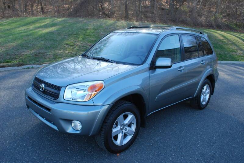 2005 Toyota RAV4 for sale at New Milford Motors in New Milford CT