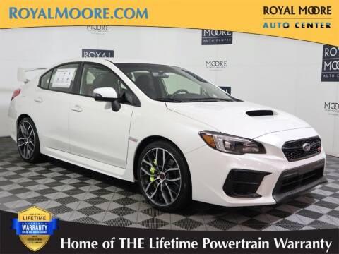 2020 Subaru WRX for sale at Royal Moore Custom Finance in Hillsboro OR