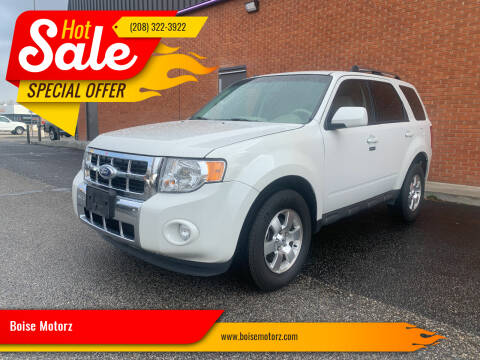 2011 Ford Escape for sale at Boise Motorz in Boise ID