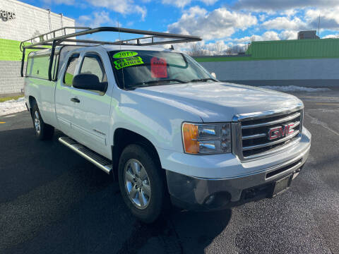 2013 GMC Sierra 1500 for sale at South Shore Auto Mall in Whitman MA