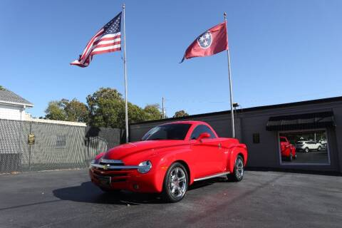 2004 Chevrolet SSR for sale at Danny Holder Automotive in Ashland City TN