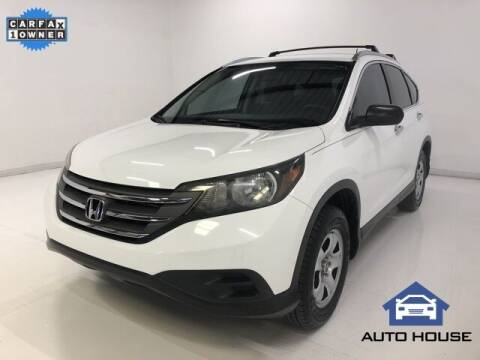 2012 Honda CR-V for sale at Auto House Phoenix in Peoria AZ