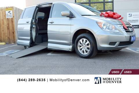 2008 Honda Odyssey for sale at CO Fleet & Mobility in Denver CO