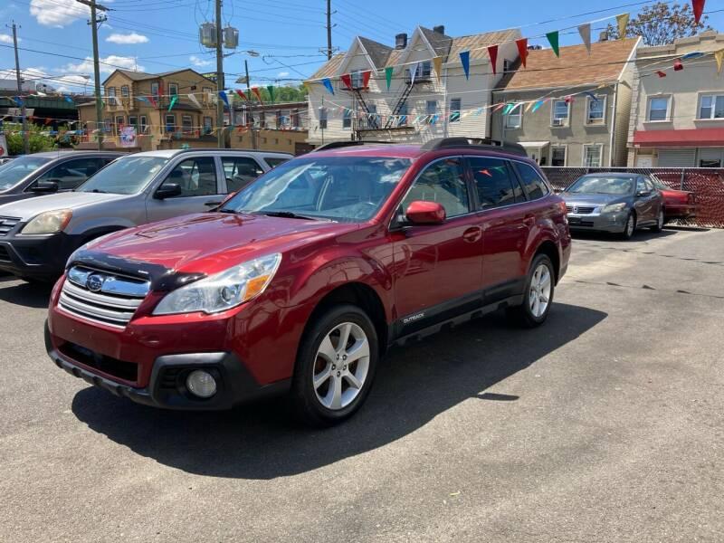 2014 Subaru Outback for sale at 21st Ave Auto Sale in Paterson NJ
