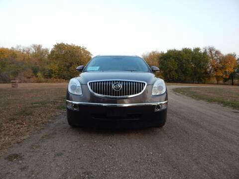 2008 Buick Enclave for sale at S & M Auto Sales in Centerville SD