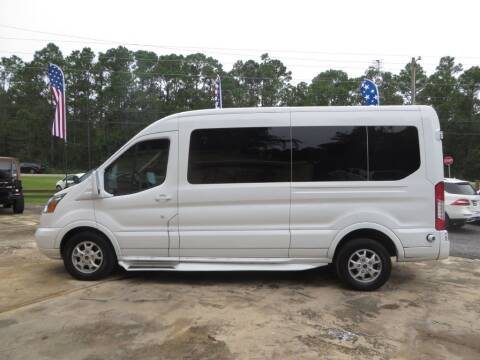 2015 Ford Transit Cargo for sale at Ward's Motorsports in Pensacola FL