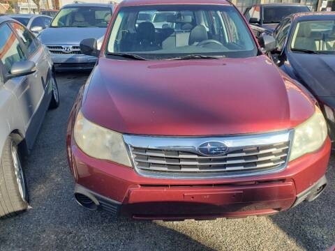 2009 Subaru Forester for sale at Jimmys Auto INC in Washington DC