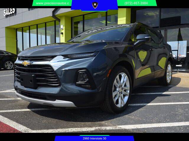 2019 Chevrolet Blazer for sale in Irving, TX