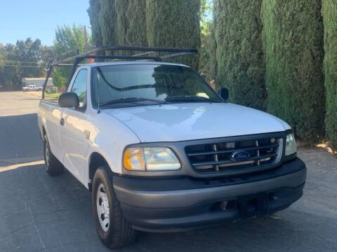 2003 Ford F-150 for sale at River City Auto Sales Inc in West Sacramento CA