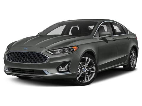 2020 Ford Fusion for sale at West Motor Company in Preston ID