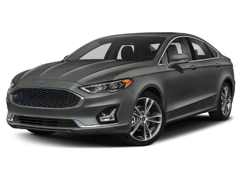 2020 Ford Fusion for sale at West Motor Company in Hyde Park UT