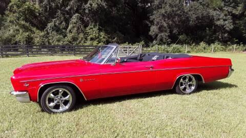 1966 Chevrolet Impala for sale at CARuso Classic Cars in Tampa FL