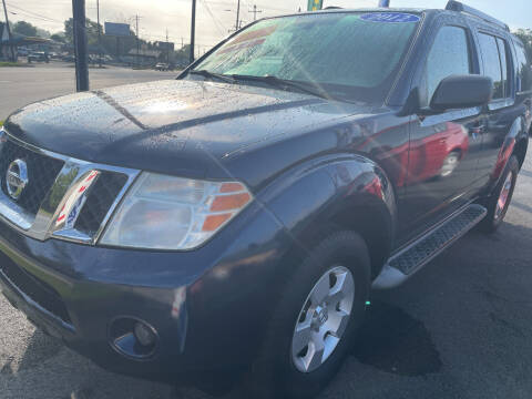 2012 Nissan Pathfinder for sale at Cars for Less in Phenix City AL