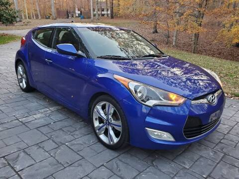 2012 Hyundai Veloster for sale at M & M Auto Brokers in Chantilly VA