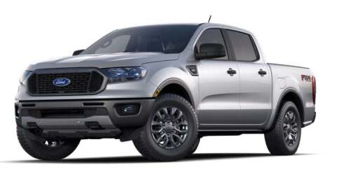 2020 Ford Ranger for sale at McLaughlin Ford in Sumter SC