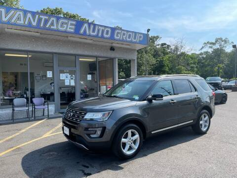 2016 Ford Explorer for sale at Vantage Auto Group in Brick NJ