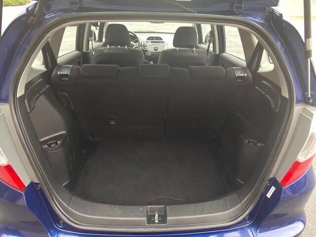 2009 Honda Fit Sport 4dr Hatchback 5A - Hudson NH