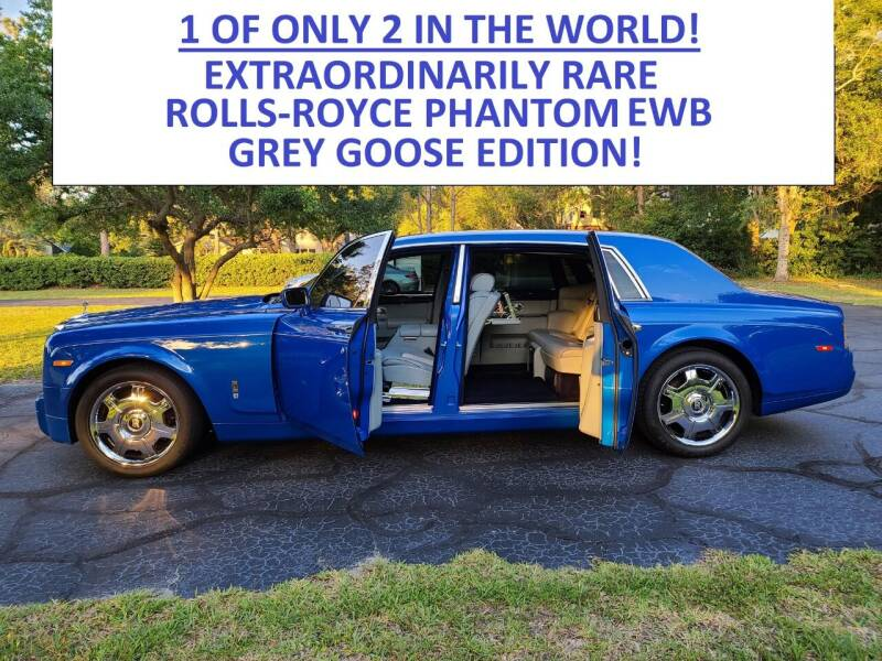 2007 Rolls-Royce Phantom for sale at Monaco Motor Group in Orlando FL