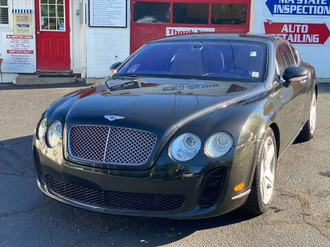 2004 Bentley Continental for sale at Milford Automall Sales and Service in Bellingham MA