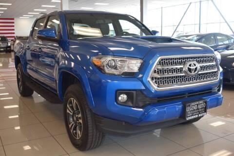 2016 Toyota Tacoma for sale at Legend Auto in Sacramento CA