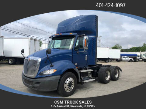 2014 International ProStar+ for sale at CSM TRUCK SALES in Riverside RI