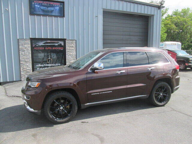 2014 Jeep Grand Cherokee for sale at Access Auto Brokers in Hagerstown MD