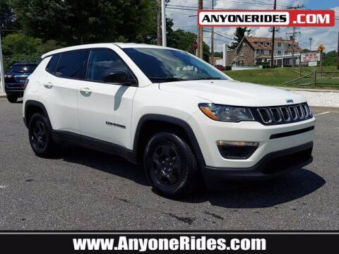 2018 Jeep Compass for sale at ANYONERIDES.COM in Kingsville MD