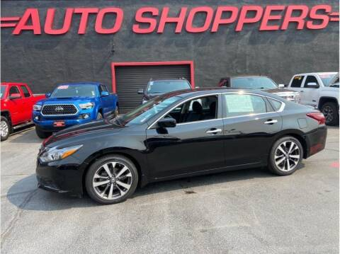 2017 Nissan Altima for sale at AUTO SHOPPERS LLC in Yakima WA