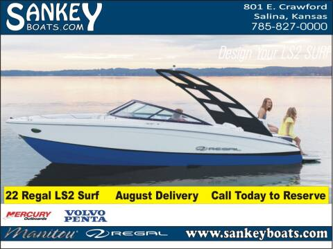 2022 Regal LS2 Surf