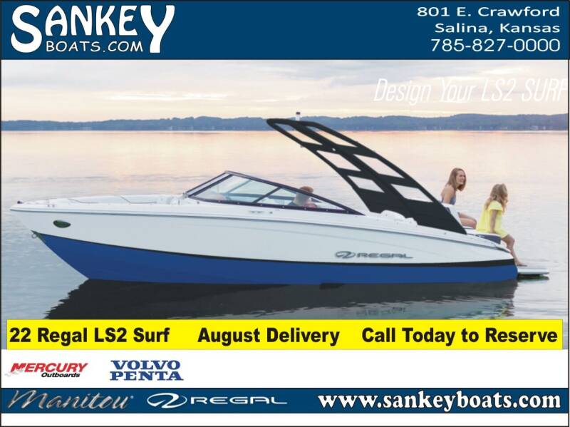 2022 Regal LS2 Surf for sale at SankeyBoats.com in Salina KS