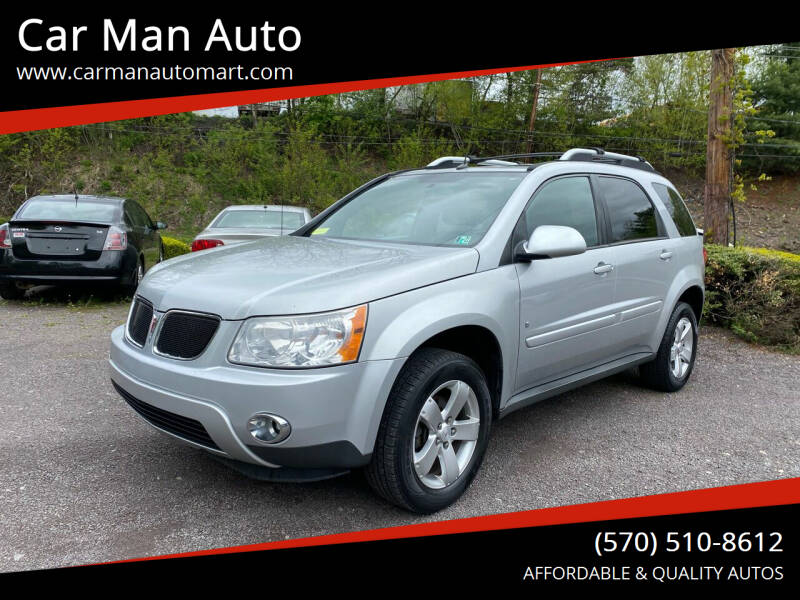 2006 Pontiac Torrent for sale at Car Man Auto in Old Forge PA
