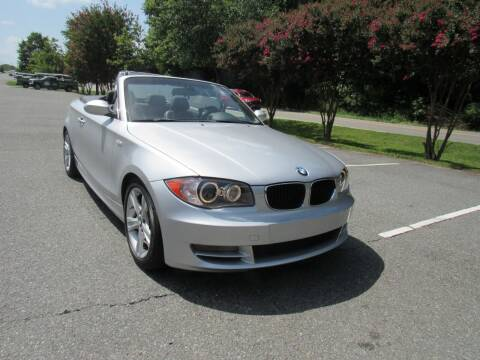 2009 BMW 1 Series for sale at Pristine Auto Sales in Monroe NC