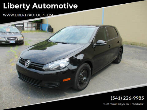 2013 Volkswagen Golf for sale at Liberty Automotive in Grants Pass OR