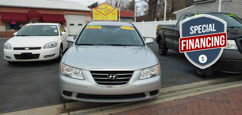2010 Hyundai Sonata for sale at Great Cars in Middletown DE