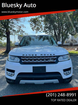 2014 Land Rover Range Rover Sport for sale at Bluesky Auto in Bound Brook NJ