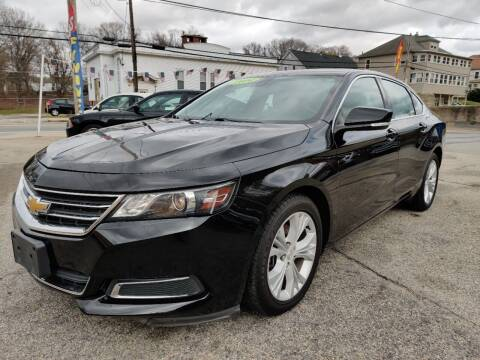 2014 Chevrolet Impala for sale at Porcelli Auto Sales in West Warwick RI