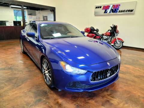 2014 Maserati Ghibli for sale at Driveline LLC in Jacksonville FL