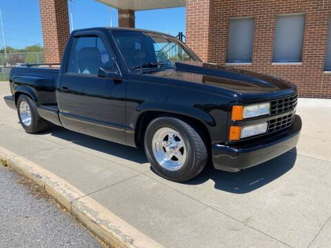 1990 Chevrolet Silverado 1500 SS Classic for sale at Klemme Klassic Kars in Davenport IA