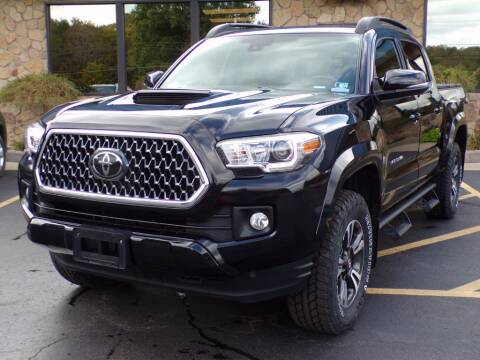 2018 Toyota Tacoma for sale at Rogos Auto Sales in Brockway PA