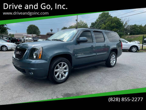 2009 GMC Yukon XL for sale at Drive and Go, Inc. in Hickory NC
