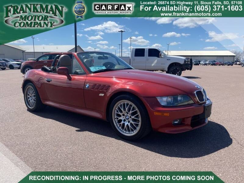 2000 BMW Z3 for sale in Sioux Falls, SD