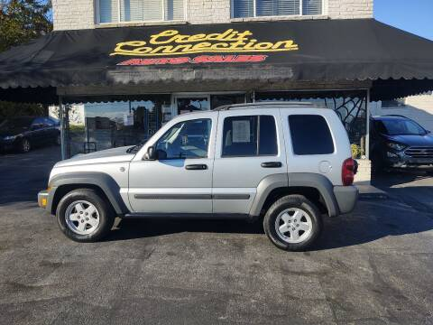 2005 Jeep Liberty for sale at Credit Connection Auto Sales Inc. YORK in York PA