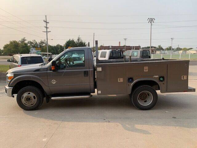 2012 Ford F-350 Super Duty for sale at J & S Auto in Downs KS