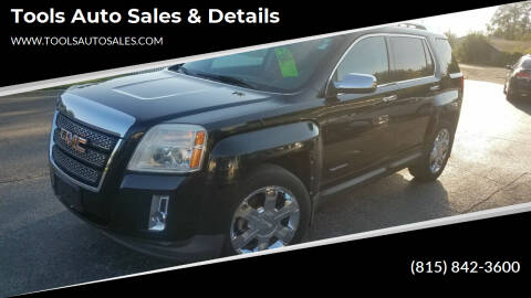 2010 GMC Terrain for sale at Tools Auto Sales & Details in Pontiac IL