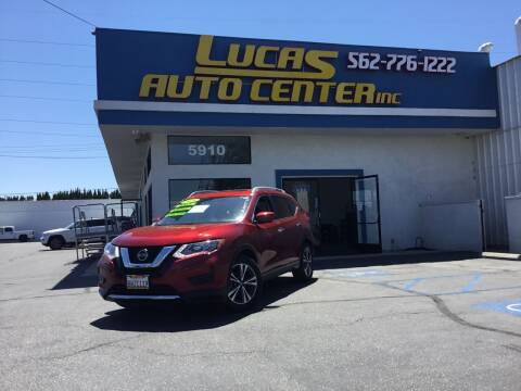 2019 Nissan Rogue for sale at Lucas Auto Center in South Gate CA