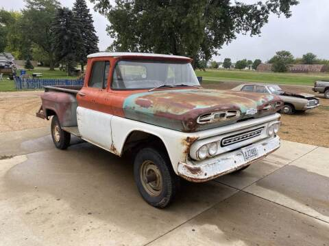 1961 Chevrolet Apache for sale at B & B Auto Sales in Brookings SD