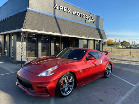 2014 Nissan 370Z for sale at Apex Motors in Murray UT